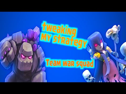 Clash Of Clans - Tweaking My Strategy