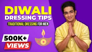 INDIAN Traditional Dressing for Men - Diwali Special Men