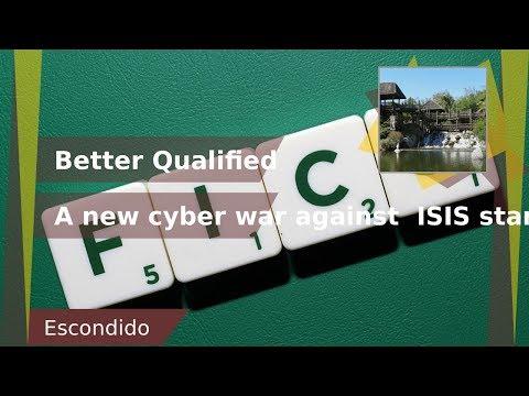 Better Qualified LLC|Consumer Debt|Cyber War Against ISIS|Escondido California