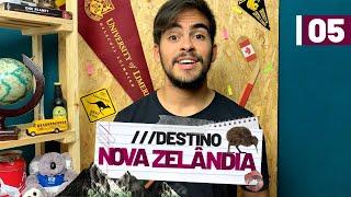 Destinos - Nova Zelândia