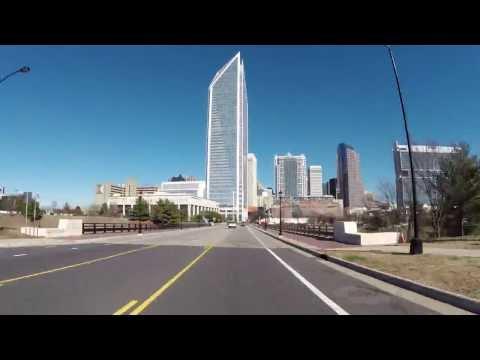 Rocket Ride to Uptown Charlotte