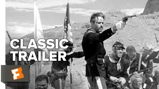 Fort Apache (1948) Official Trailer - John Wayne, Henry Fonda Western Movie HD