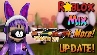 Roblox Mix #226 - Jailbreak, Arsenal and more!