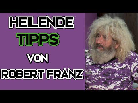 Robert Franz spricht über Naturheilmittel