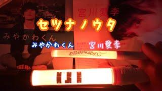 【耳コピ】セツナノウタ みやかわくん 宮川愛李  〈歌詞付き〉