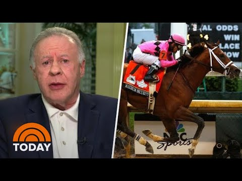 Maximum Security Owner Speaks Out On Kentucky Derby Disqualification   TODAY