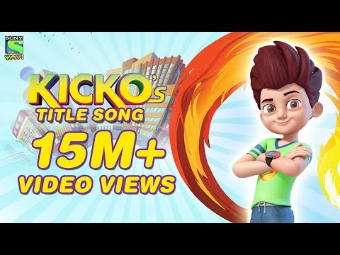 Kicko & Super Speedo | The Title Song | Everyday, 12:00 PM