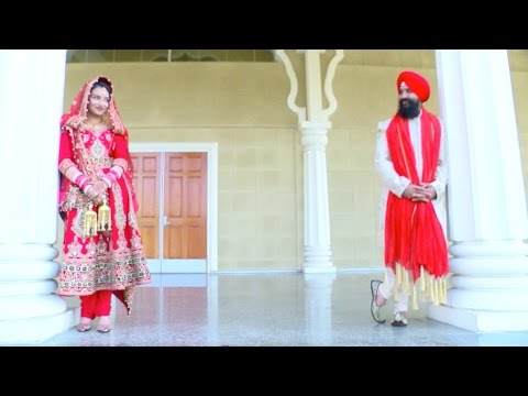 Bas Tu (Full Song) Roshan Prince Feat. Same Day Edit | Sikh Wedding | Amandip + Gursharan