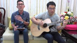 Just A Feeling Maroon 5 Cover by Mr.Otis & Foremost