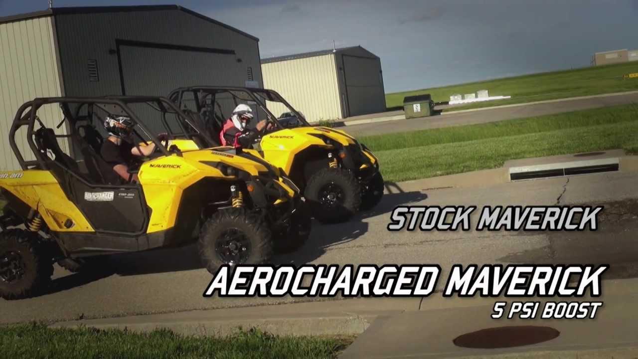 & Can Am Maverick Turbo: Doors Testing Racing - YouTube