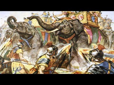 La battaglia di Benevento. Roma sconfigge Pirro