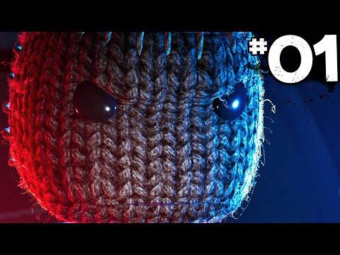 Sackboy: A Big Adventure – Part 1 – A BEAUTIFUL NEW WORLD (PS5 GGameplay)
