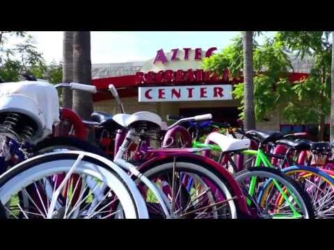 Did You Know: You Can Rent A Bike From The ARC!