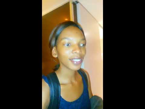Qatar, Doha to South Africa, Johannesburg Travel Vlog 02/03 May 2017: Mini-gift haul