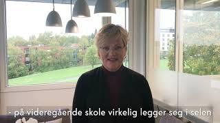 Kristin Halvorsen om klimamesterskapet i Telemark