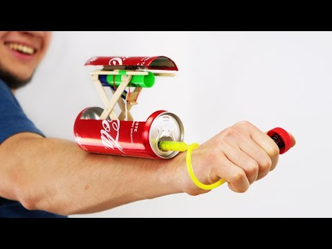 How to Build Coca Cola Spy Gun