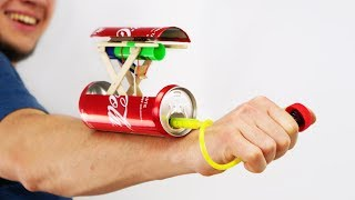 How to Build Coca Cola Spy Gun thumbnail
