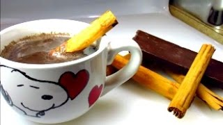 How To Make Mexican Hot Chocolate from Scratch