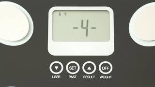 Весы напольные Tanita BC-731 Black