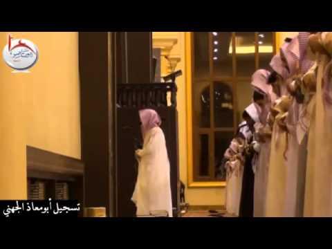 صلاة التراويح ليلة 1 رمضان 1435هـ للشيخ ناصر القطامي