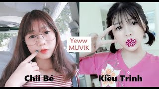 | Thách đấu Muvik #9 | Mông Thị Trinh vs Chii Bé || Yeww MUVIK