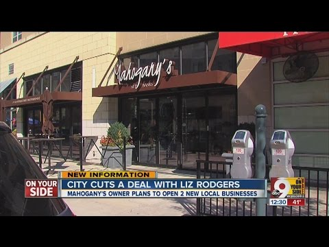 City cuts financial deal with owner of Mahogany's at the Banks, which owes the city $300,000