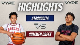 INSTANT THRILLER! Atascocita beats Summer Creek to go to State!