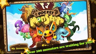 Pocket Monster Android GamePlay Trailer (HD)