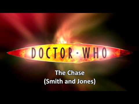 Doctor Who Unreleased Music: The Chase (Smith and Jones)