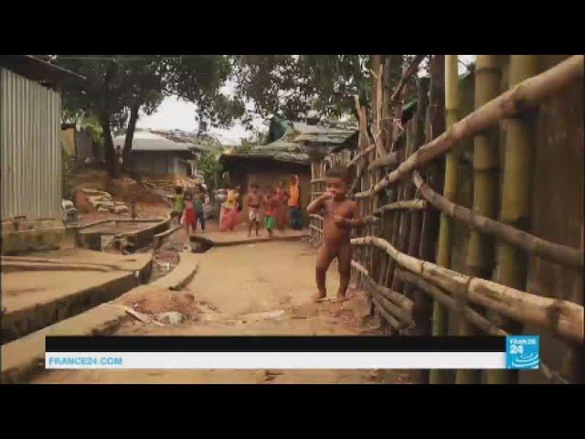 Myanmar and Bangladesh sign deal to return Rohingya refugees