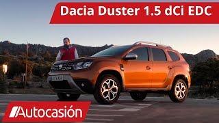 Dacia Duster 1.5 dCi 110 CV 4X2 EDC   Prueba / Test / Review en español   Autocasión