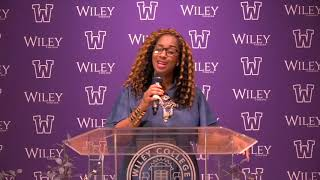 Wiley College Worship- September 22, 2020