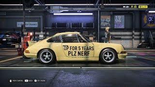 Need For Speed Heat - Porsche 911 Carrera RSR Is OP Again