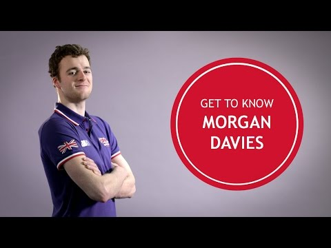 Get to Know Morgan Davies