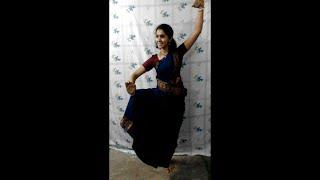kurai ondrum illai dance by sangeetha srinivasan