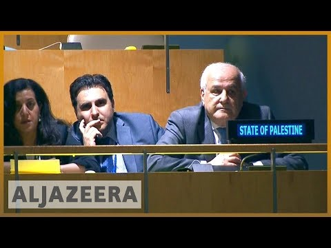 🇺🇳 UN condemns Israel for 'excessive use of force' at Gaza border | Al Jazeera English