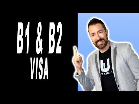 B1 & B2 Visas