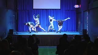 Monsoon // Christine Chung, Julie Ni, Alex Nana-Sinkam, Amber Quiñones // Uptown Showcase no. 4
