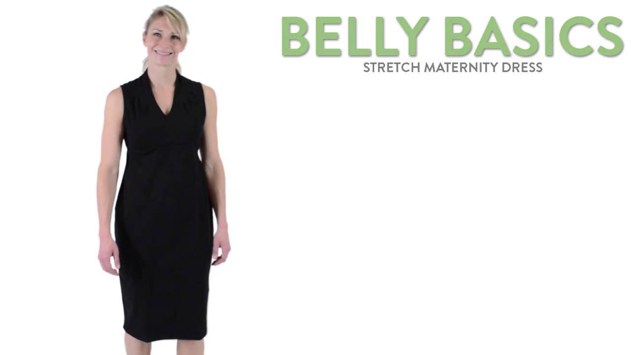 Belly basics stretch maternity dress sleeveless for women belly basics stretch maternity dress sleeveless for women ombrellifo Choice Image