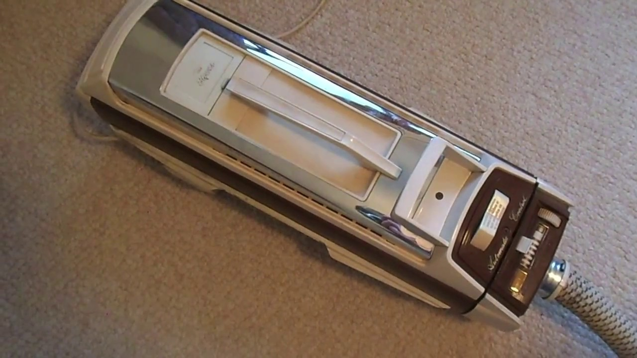 vintage electrolux olympia one 1401b canister vacuum cleaner - Electrolux Canister Vacuum