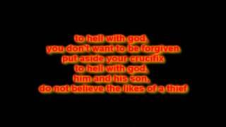Deicide To Hell With God Lyrics