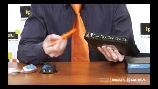 видео moxa uport 1150