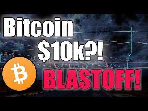 BITCOIN BREAKS $10k In Massive Push!