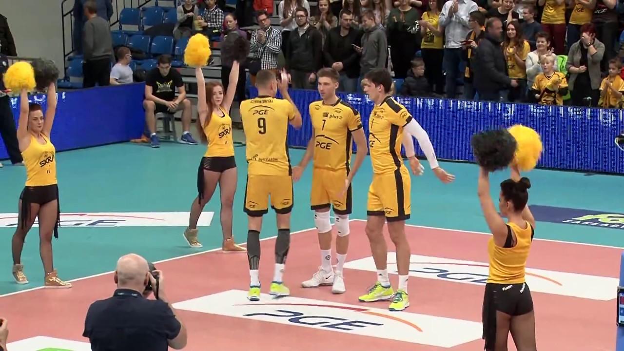 TKB – PGE SKRA wygrywa ze Szczecinem 3:1 – 04.12.2017