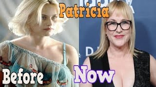 Patricia Arquette ♕ Transformation  From 09 To 50 Years OLD