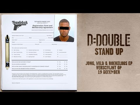 D-Double - Stand Up