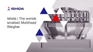 Ishida | The worlds smallest Multihead Weigher