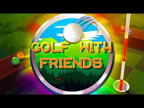 If The Balls White You're Color Blind (Golf With Friends)