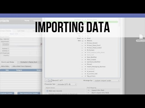 FileMaker Pro: Creating databases from templates | lynda com