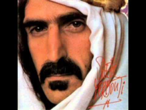Frank Zappa   Tryin to grow a chin